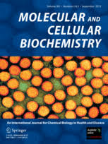 molecular and cellular biochemistry incl option to publish open  molecular and cellular biochemistry