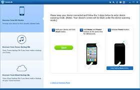 iphone 4 dfu mode