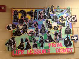 ra bulletin boards life lessons from disney ra bulletin board my floor pinterest