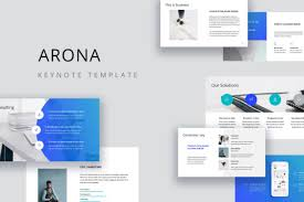 Keynote Templates Arona Keynote Template 20 Photos