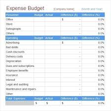 Excel Templates For Budgeting Budgeting Spreadsheet Template Excel Monthly Budget Sheet Template
