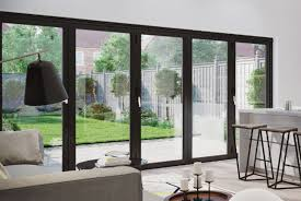 is thermal glass available for bi folding doors