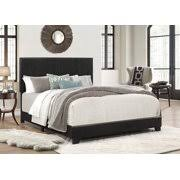 Black wood bed frame Handmade Crown Mark Erin Faux Leather Bed Black Multiple Sizes Image Of Walmart Crown Mark Erin Faux Leather Bed Black Multiple Sizes Walmartcom