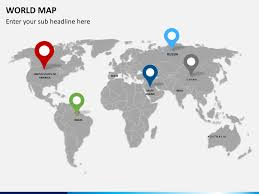 free editable maps editable world maps powerpoint world map sketchbubble free