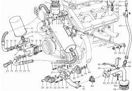Exploded view maranello classic parts