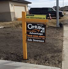 Car For Sale Sign Examples Realtor Signs Reid Wright Advertising