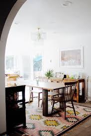view in gallery dining room of ramsle glam blogger jordan reid