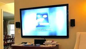 how to mount a flat screen tv flt stlltion c concrete wall mounting over brick fireplace
