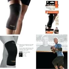 Copper Fit Knee Brace Copper Fit Knee Brace Size Chart