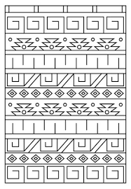 Small Picture The 25 best Pattern coloring pages ideas on Pinterest Mosaic
