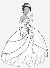 Small Picture Tiana Coloring Pages Coloring Coloring Pages