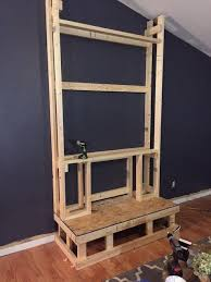 pallet wood fireplace diy pallet wood fireplace diy fireplaces mantels pallet woodworking projects pallet wood wall