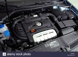 2008 Volkswagen Golf mk VI engine Stock Photo, Royalty Free Image ...