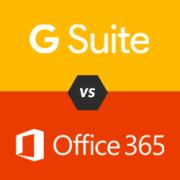 Office 365 Business Plans Comparison Chart G Suite Vs Office 365 Comparison Which One Is Better 2019