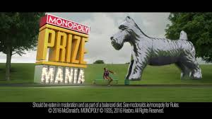 mcdonald s unveils monopoly in ireland with unbelievably huge push fab news