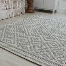 outdoor rug patio diamond grey land of rugs outdoor rugs only