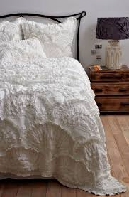 white ruffle duvet cover twin xl
