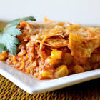 beef nacho casserole