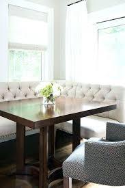breakfast banquette furniture. Banquette Dining Set Breakfast Furniture Best Solutions Of Upholstered Stunning .