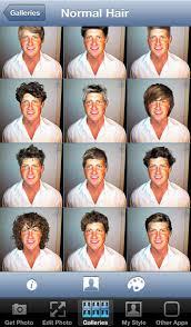 men hairstyles app pictures