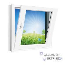 Fenster 950x950mm Kunststoff Pvc Bautiefe 60mm 2 Fach Glas Weiß