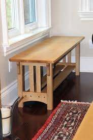 Craftsman Stool And Table Set 17 Best Ideas About Craftsman Dining Benches On Pinterest