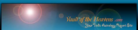 Vedic Astrology Chart Calculator Vault Of The Heavens