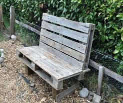 pallet furniture for sale. How To Make A Pallet Garden Bench Rustic Furniture For Sale .