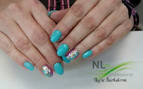 Grazy Mint Paint Barevné Gely Paint Nl Nails Profesional