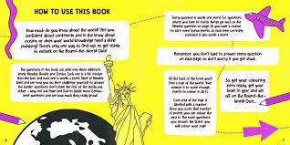 world quiz book