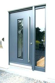 aluminum and glass entry doors business front doors glass aluminum front motivate door for aluminium