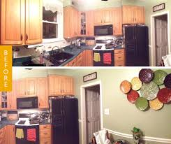 Kitchen Remodeling Before And After Before After A Fresh Kitchen Renovation For 8000 Kitchen