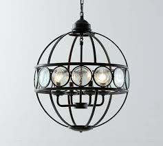 indoor outdoor chandelier amelia wood bead indoor outdoor chandelier