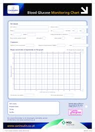 Blood Sugar Monitoring Chart Download Blood Glucose Monitoring Chart Templates At