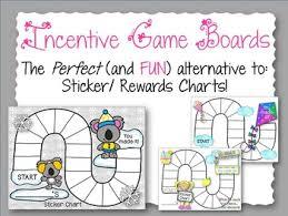 Winter Incentive Charts Incentive Game Boards Reward Sticker Charts Behavior Lemonade Winter Kites
