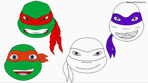 Small Picture Teenage Mutant Ninja Turtles TMNT Coloring Page Donatello
