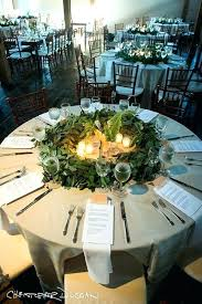 table runners for round table table runner ideas for round tables and farm wedding in the