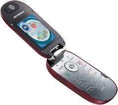 Motorola PEBL U6 Unlocked Phone ...