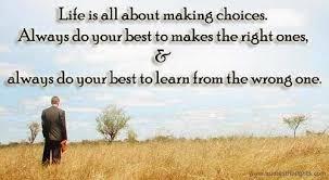 Hasil gambar untuk hidup adalah pilihan
