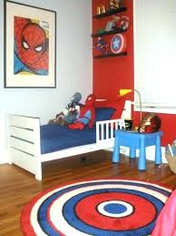 super hero area rugs superhero rug marvel bedroom