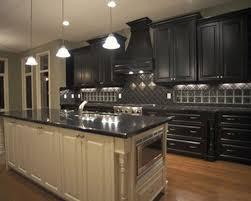 Top Kitchen Ideas With Dark Cabinets Modern Kitchen Interior Design