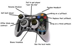 Newcastle United Controller | Special Edition Xbox Controller ... via Relatably.com