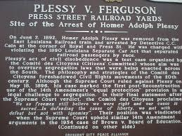 plessy vs ferguson summary essay order essay