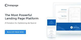 Instapage - The Advertising Conversion Cloud™