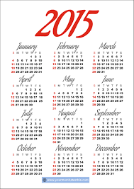 Calendar Template Printable 2015 2015 Calendar Templates Images