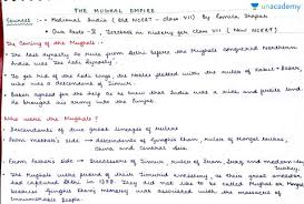 Mughal Empire Timeline Chart Introduction And Timeline