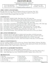 Carpenter Resume Template Stunning Resume Templates Of A Carpenter Corbero