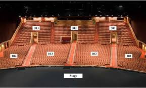 53 Disclosed Seating Chart Sight And Sound Branson