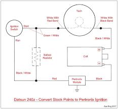 wonderful 1974 datsun 260z wiring diagram help 71 240z dash no start 240z 20points 20to 20pertronix on pertronix ignition wiring diagram 1972 datsun