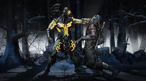 Image result for Mortal Kombat X (2015)